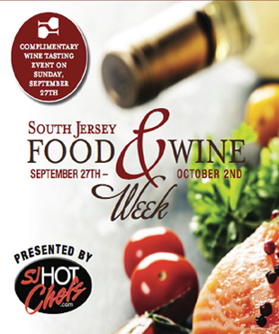South Jersey Food & Wine Week